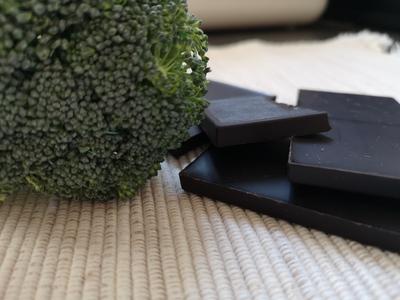 Brokoli ali čokolada?
